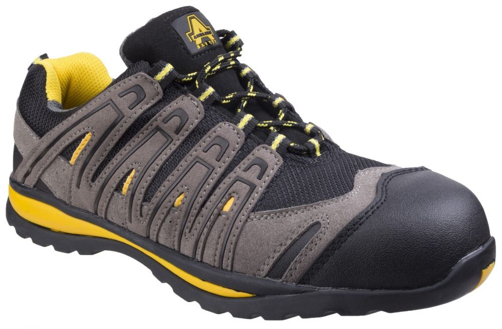 Amblers FS42C S1P HRO Safety Trainers