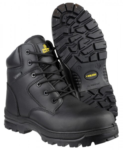 Amblers FS006C S3 Waterproof Safety Boots