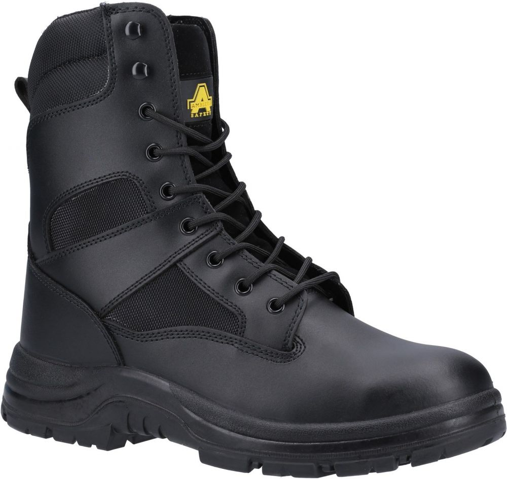 Amblers FS008 S3 SRC Side Zip Safety Boots