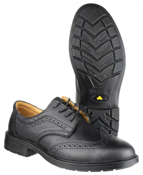 Amblers FS44 S1 Brogue Safety Shoes