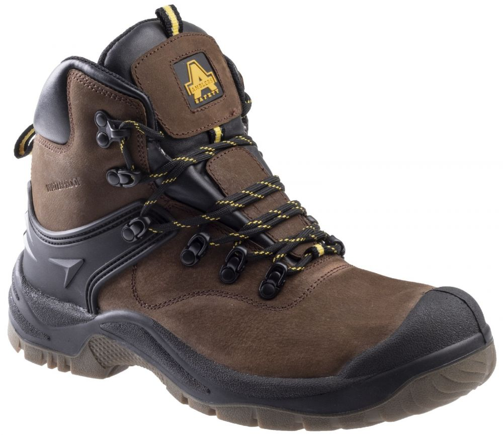 Amblers FS197 S3 WP Safety Boots