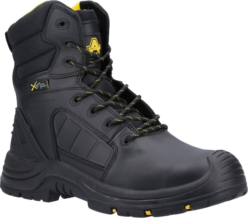 Amblers AS350C Hi Leg Poron Waterproof Safety Boots