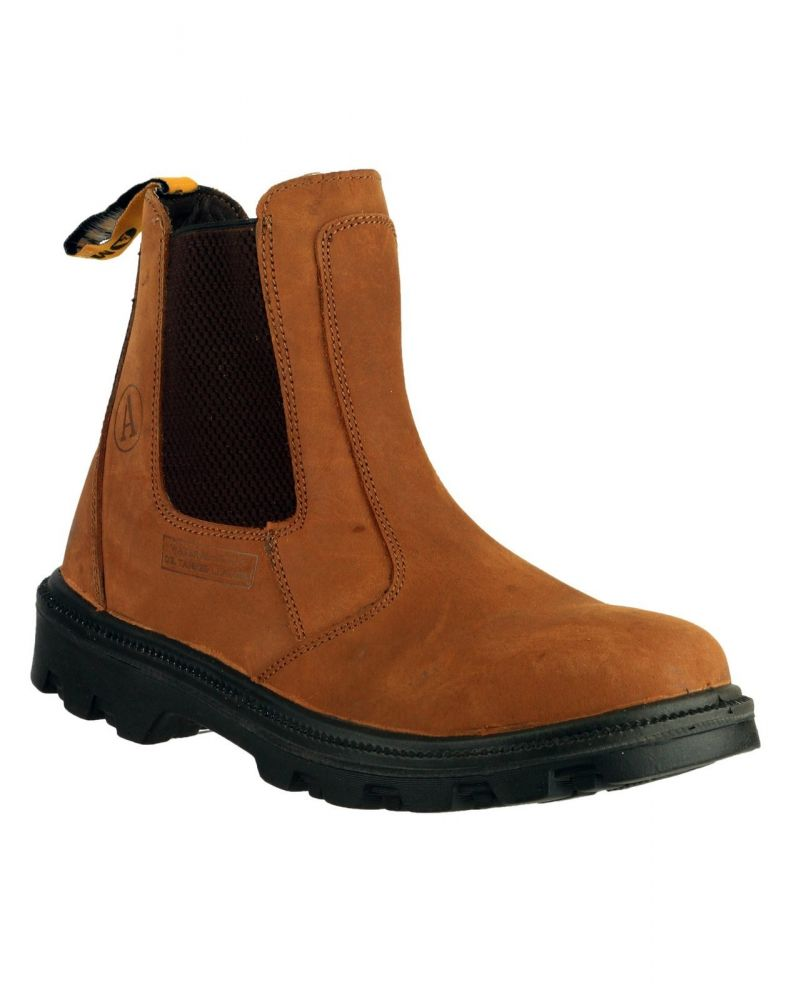 Amblers FS131 Safety Dealer Boots Extra Fit
