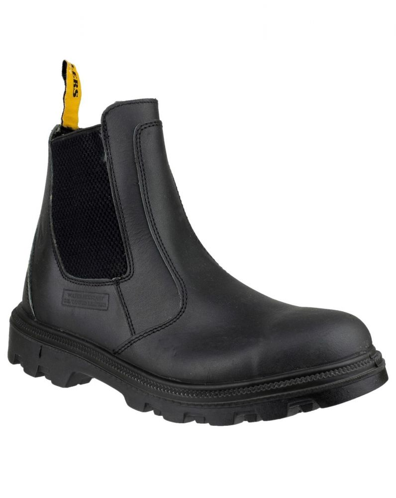 Amblers FS129 Safety Dealer Boots Extra Fit