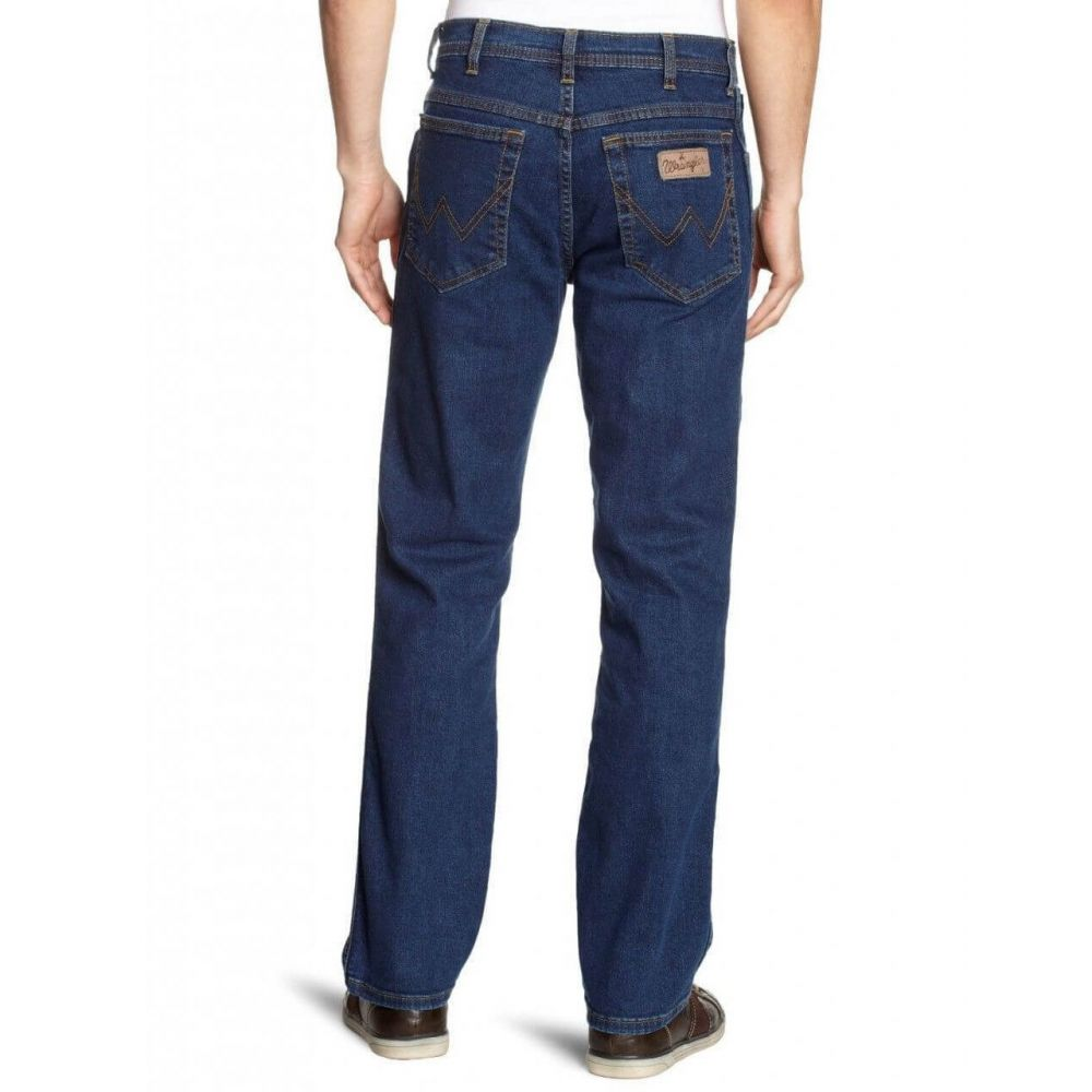 Wrangler Texas Stretch Darkstone