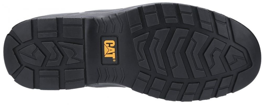 CAT Striver S3 Safety Boots Black