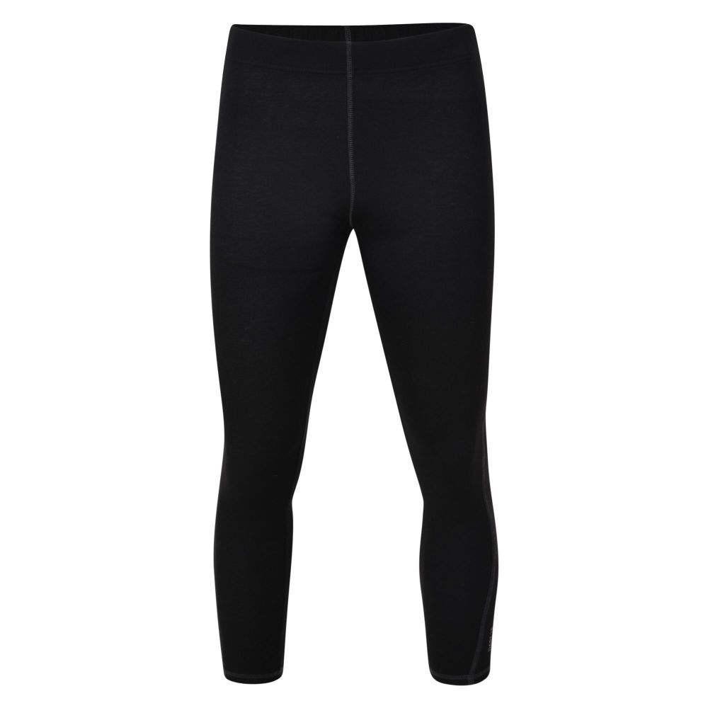 DARE2B Men's Exchange Base Layer Leggings Black