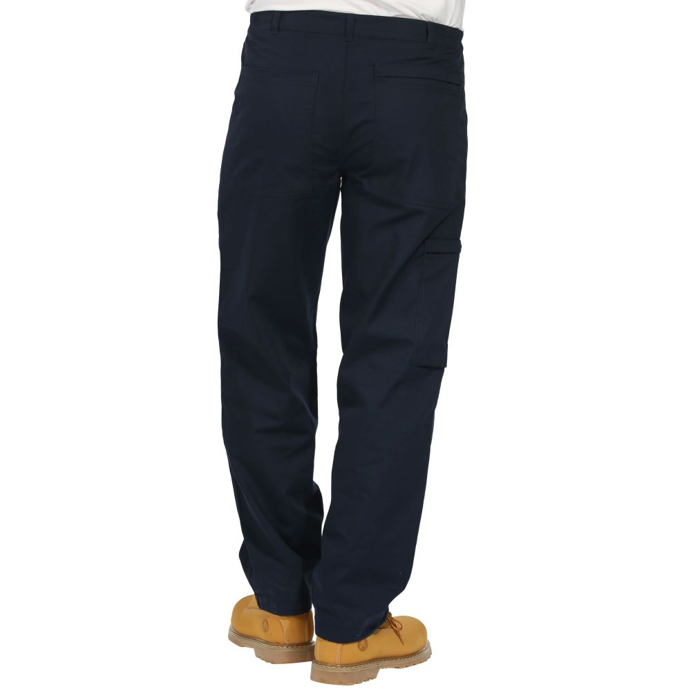 Regatta TRJ331 Lined Trousers Navy