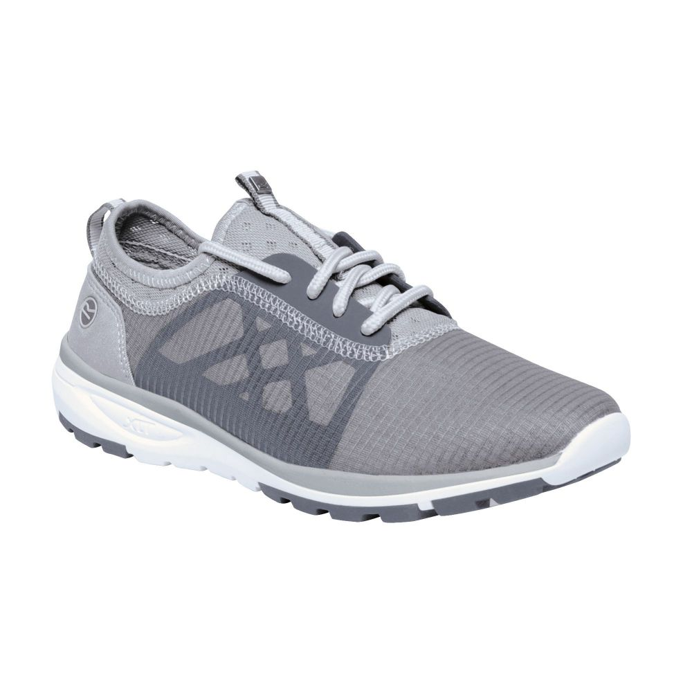 Regatta Marine Sport II Trainers Rock Grey Briar