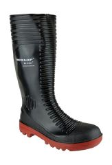 Dunlop Acifort Ribbed Full SB Safety Wellies