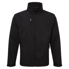 Fortress Selkirk Softshell Jacket Black