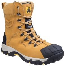 Amblers FS998 S3 WP Metal Zip Safety Boots