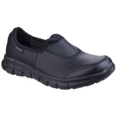 Skechers SK76536EC Sure Track Occupational Shoes Black