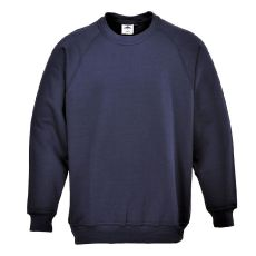 Portwest B300 - Roma Sweatshirt Navy