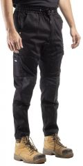 CAT Dynamic Slim Fit Trouser Black