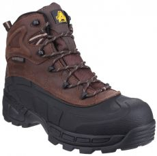 Amblers FS430 Orca Hybrid SB Safety Boots Brown