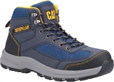 CAT Elmore Mid Safety Hiker S1 Navy