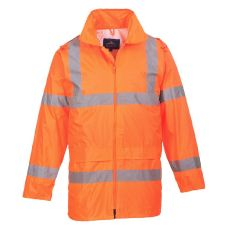 Portwest H440 - Hi-Vis Rain Jacket Orange