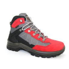 Grisport Excalibur Walking Boots Red