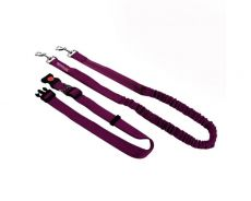 Regatta Hands Free Jogging Dog Lead Azalea