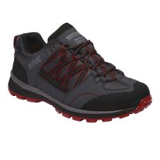 Regatta Samaris II Walking Shoes Ash Rio Red