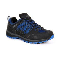 Regatta Men's Samaris II Walking Shoes Oxford Blue Ash