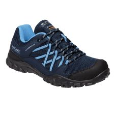 Regatta Women's Edgepoint III Walking Shoes Navy Blue Skies