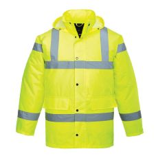 Portwest S460 - Hi-Vis Traffic Jacket Yellow