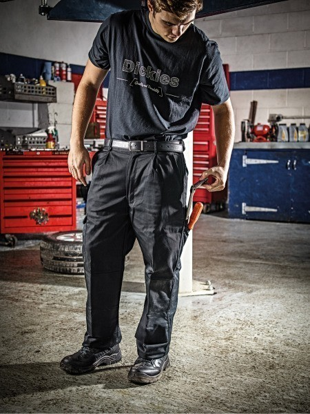 Dickies WD884 Redhawk Trousers Black